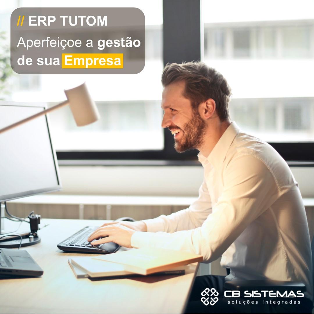 Quais as vantagens de um sistema ERP?