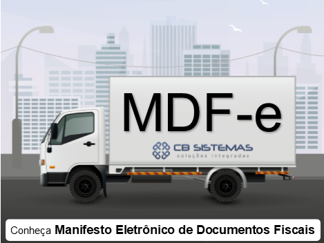 CB Sistemas MDF-e