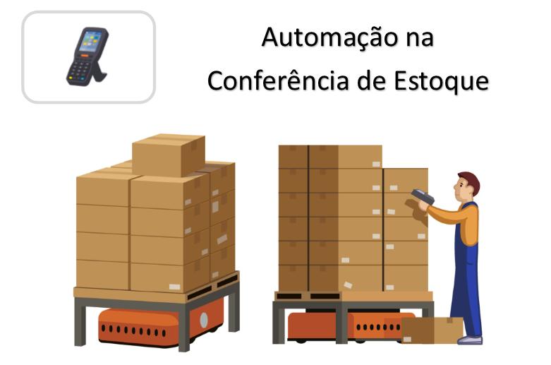 Como otimizar a conferência de mercadorias?