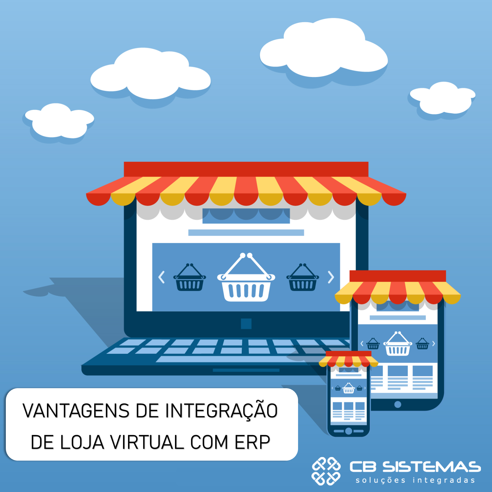 5 vantagens de loja virtual integrada com ERP